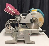 Combination mitre saw